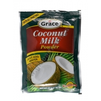 GRACE COCONUT MILK POWDER - LATTE DI COCCO SOLU 12x50g