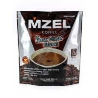 MZEL COFFE WITH BLACK GINGER - BEVANDA SOLUBILE 24x140g