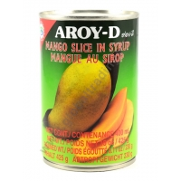 AROY-D MANGO IN SCIROPPO A FETTE 24x425g