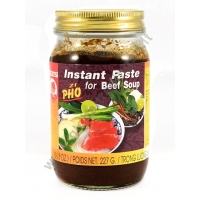 COCK INSTANT PASTE BEEF SOUP - CONDIMENTO IN PASTA 24x227g