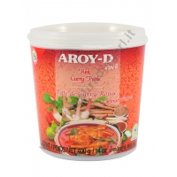AROY-D CURRY IN PASTA ROSSO 24x400g