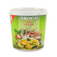 AROY-D CURRY IN PASTA VERDE 24x400g
