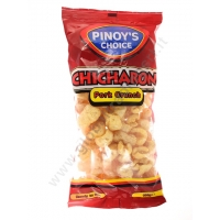 PINOY'S CHOICE CHICHARON PORK CRUNCH - SNACK SALATO 25x100g