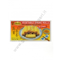 LITTLE CHEF SPRING ROLL VEGETABLE- INVOLTINI SURGELATI 24x300g