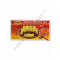 LITTLE CHEF SPRING ROLL SHRIMP - INVOLTINI SURGELATI 24x300g