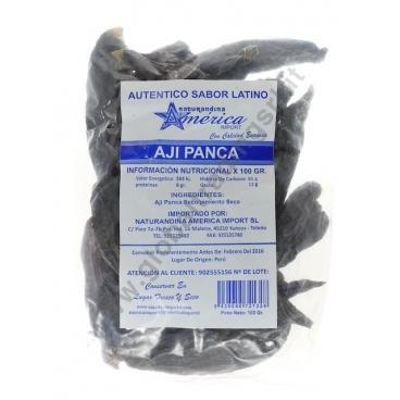 AMERICA AJI PANCA - PEPERONCINI SECCHI 24x100g