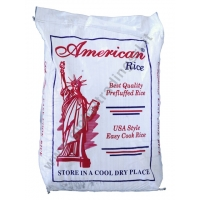 AMERICAN RICE - RISO A GRANA LUNGA PARBOILED 20kg