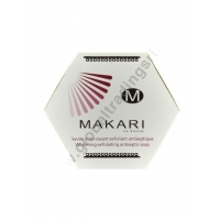 MAKARI SAVON EXFOLIANT ANTISEPTIQUE - ANTISEPTIC SOAP 24x200g