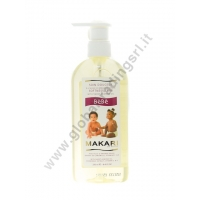 MAKARI BEBE HUILE D'AMANDE - ALMOND MASSAGE OIL 30x250ml