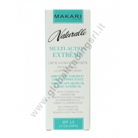 MAKARI MULTI-ACTION CREME HYDRATANT - MOISTURIZING CREAM 24x50ml