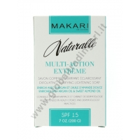 MAKARI MULTI-ACTION SAVON GOMMANT - EXFOLIATING SOAP 24x200g