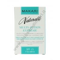 MAKARI MULTI-ACTION SAVON GOMMANT - EXFOLIATING SOAP 24x200g