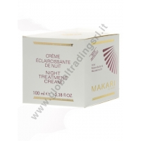 MAKARI CREME ECLAIRCISSANTE DE NUIT - NIGHT CREAM 18x100ml