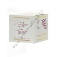 MAKARI CREME ECLAIRCISSANTE DE NUIT - NIGHT CREAM 18x100ml