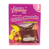 AMERICA CHICHA MORADA - BEVANDA SOLUBILE 12x240g