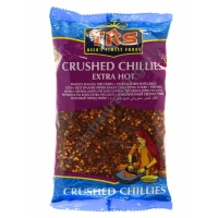 TRS CRUSHED CHILLIES - PEPERONCINI FRANTUMATI 10x250g