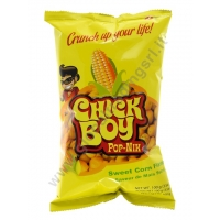 CHICKBOY SWEET CORN - SNACK AL GUSTO MAIS 40x100g