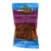 TRS CRUSHED CHILLIES - PEPERONCINI FRANTUMATI 15x100g