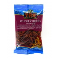TRS CHILLIES WHOLE - PEPERONCINI INTERI 20x50g