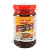 BUENAS SAUTEED SHRIMP PASTE SPICY (GINISANG BAGOONG) 24x25Og