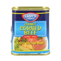 LADYS CHOICE CORNED BEEF - CARNE DI MANZO IN SCATOL 12x340g