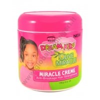 AFRICAN PRIDE DREAM KIDS OLIVE MIRACLE HAIR CREAM JAR 170g