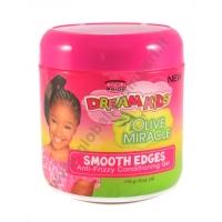 AFRICAN PRIDE DREAM KIDS OLIVE MIRACLE SMOOTH EDGES JAR 170g