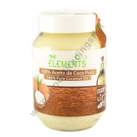 ELEMENTS ACEITE DE COCO - OLIO DI COCCO 12x500ml