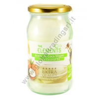 ELEMENTS ACEITE DE COCO VIRGEN - OLIO DI COCCO 6x500ml