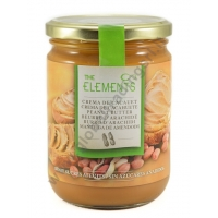 ELEMENTS PEANUT BUTTER - CREMA DI ARACHIDI 6x450g