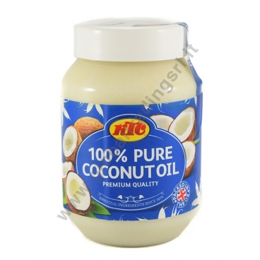 Ktc coconut oil olio di cocco 12x500ml global trading srl - Olio di cocco cucina ...