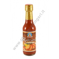 HEALTHY BOY CURRY SAUCE RED 12x250ml
