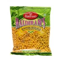 HALDIRAM'S BOONDI MASALA - SNACK SALATO 80x200g