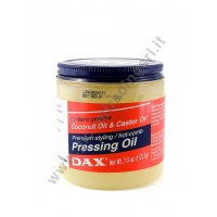 DAX PRESSING OIL COCONUT OIL & CASTOR OIL SMALL