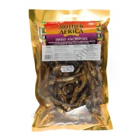 MOTHER AFRICA DRIED ANCHOVIES 12x100g