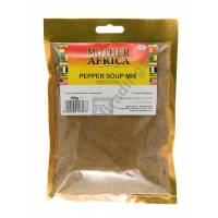 MOTHER AFRICA PEPPER SOUP MIX - CONDIMENTO IN POLVER 12x100g