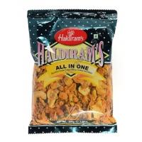 HALDIRAM'S ALL IN ONE - SNACK SALATO 10x200g