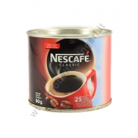 NESCAFE CLASSIC GHANA - CAFFE ISTANTANEO 48x50g