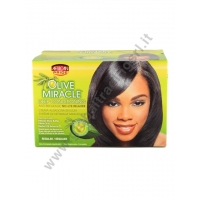 AFRICAN PRIDE OLIVE MIRACLE KIT REGULAR