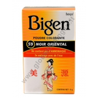 BIGEN PERMANENT POWDER HAIR COLOR 10x6g