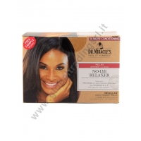 DR. MIRACLE RELAXER KIT REGULAR - CREMA STIRANTE PER CAPELLI