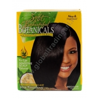 BOTANICALS SOFT&BEAUTIFUL RELAXER KIT (STIRANTE) REGULAR