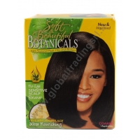 BOTANICALS SOFT&BEAUTIFUL RELAXER KIT (STIRANTE) SUPER