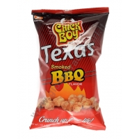 CHICKBOY TEXAS BBQ - SNACK AL GUSTO BARBECUE 40x100g