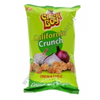 CHICKBOY CALIFORNIA CRUNCH - SNACK AL GUSTO AGLIO 40x100g