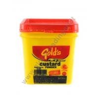 GOLD'S CUSTARD - PREPARATO PER CREMA CUSTARD 12x500g
