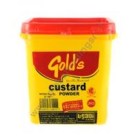 GOLD'S CUSTARD - PREPARATO PER CREMA CUSTARD 4x2kg