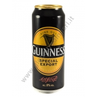GUINNESS JOHN MARTIN BIRRA LATTINA 12x500ml