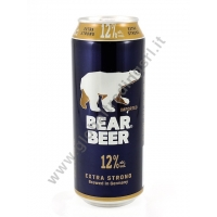 BEAR BIRRA 12% 24x500ml