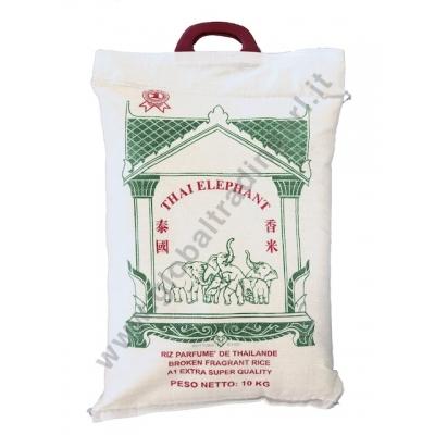 Thai elephant rottura di riso 1v 10kg global trading srl for Cuocere 1 kg di riso